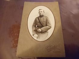 Photo Militaire Rgt 401 - Guerre, Militaire