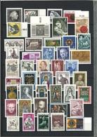 Österreich Lot Postfrische Ausgaben - 1971-80 Ungebraucht