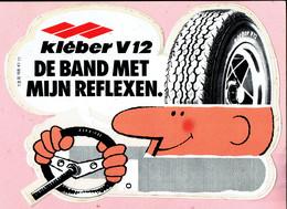 Sticker - Kleber V 12 DE BAND MET MIJN REFLEXEN - Stickers