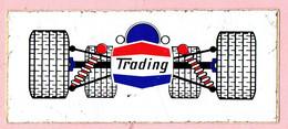 Sticker - Trading - Race Auto - Stickers