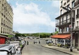 SAINT CLOUD Rue Dailly Place Georges Clemenceau 1966 - Saint Cloud