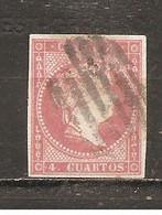 España/Spain-(usado) - Edifil  48 - Yvert 43 (o) - Gebraucht