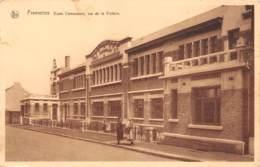 FRAMERIES - Ecole Communale, Rue De La Victoire - Frameries