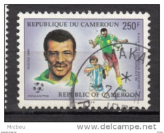 Cameroune, Cameroun, Cameroon, Foot, Football, Coupe Du Monde, World Cup, Fifa - 1990 – Italië