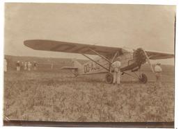 Avion De Edmond Thieffry Albertville Congo 1929  (Avimeta ) Aviation Photo 8x11 - Aviación