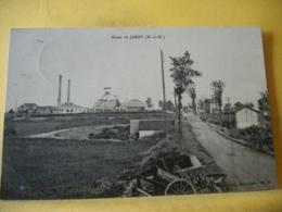 54 876  RARE CLICHE CPA 1930 - 54 MINES DE JARNY - ANIMATION - Jarny