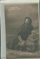 """ARTISTE PORTRAIT Photo  Desider Zádor (Bariton) Als """"Alberich"""" In""""Rheingold""""  Dresden 1913 -JAN 2020 Gera 69 - Opéra"""