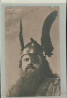"ARTISTE PORTRAIT Photo  Walter Soomer (Baritone/Bass)  ""Wotan""  Dresten 1913 -JAN 2020 Gera 71 - Opéra"