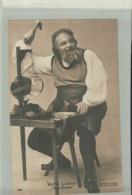 "ARTISTE PORTRAIT Photo  Walter Soomer (Baritone/Bass)  ""Hans Sachs""   Dresden 1913-JAN 2020 Gera 81 - Opéra"