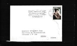 Valréas 23 Juin Nuit De La Saint Jean Août Salon De L'enclave 6-8-1964  774 - Mechanische Stempels (reclame)