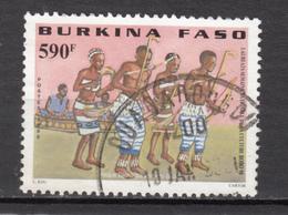 Burkina Faso, Danse Folklorique, Folkloric Dance, Tir à L'arc, Archery, Costume, Culture - Baile