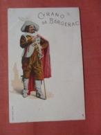 Cyrano De Bergerac Ref 3827 - Postcards