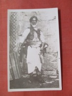 RPPC To ID Arab ?  Paper Residue On Back Ref 3827 - Africa
