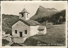 11456621 San Bernardino GR Bergkapelle Mesocco - GR Grisons