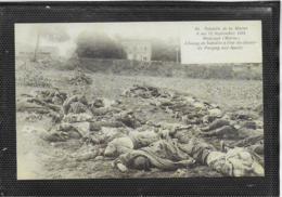 AK 0404  Bataille De La Marne 6 Au 12. Septembre 1914 - Reproductions