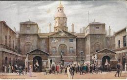 Illustrateur  Raphael Tuck   London The Horse Guards - Tuck, Raphael
