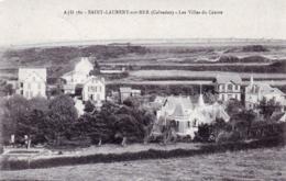 14 - Calvados - SAINT LAURENT Sur MER  - Les Villas Du Centre - Francia