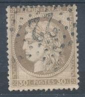 N°56 ETOILE DE PARIS CHIFFRE - 1871-1875 Ceres