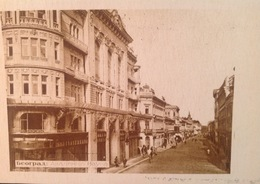 SERBIA.....Beograd, Belgrado.       Akademija Nauca.......Street Scene..... Ca. 1920/30? - Serbie