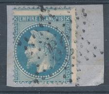 N°29 ETOILE 39. - 1863-1870 Napoléon III Lauré