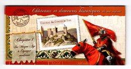 FRANCE - 2012 - YT N° BC 714 - Demeures Et Chateaux Historiques - ** - - Standaardgebruik