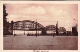 NIJMEGEN -  Spoorbrug - Nijmegen