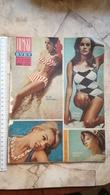 VINTAGE 1968 YUGOSLAVIA FILM MOVIE MAGAZINE NEWSPAPERS Sophia Loren Elsa Martinelli  Mylène Demongeot Audie Murphy - Livres, BD, Revues