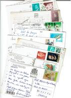 ESPAGNE /  Lot De 800 Cartes Postales Modernes écrites Et Timbrées - Cartes Postales