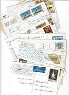GRECE /  Lot De 800 Cartes Postales Modernes écrites Et Timbrées - Cartes Postales
