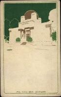 Artiste Cp Olbrich, Das Haus Der Secession, Art Nouveau Ausstellungen - Illustratori & Fotografie