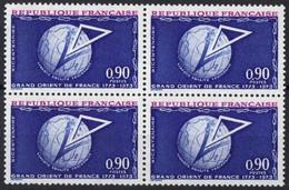 FRANCE N** 1756 Bloc De 4  MNH - Neufs