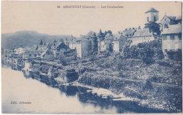 19. ARGENTAT. Les Condamines. 18 (2) - Argentat