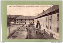 CHAMBERY  QUARTIER DE CAVALERIE 9EME HUSSARDS - Chambery