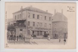 57  MOYEUVRE-GRANDE  ... HOTEL DE L'ORNE.Nestor GILLET .Belle Animation !!! - France
