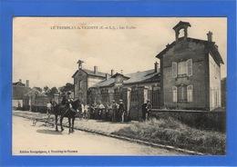 28 EURE ET LOIR - LE TREMBLAY LE VICOMTE Les Ecoles (voir Descriptif) - Otros Municipios