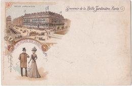 75. PARIS. Belle Jardinière. La Mode En 1900 - France