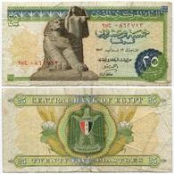 Egypt - 25 Piastres - 1972 - Aegypten