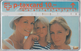 SUISSE - PHONE CARD - TAXCARD-PRIVÉE ***  LABORATOIRE - VICHY *** - Schweiz
