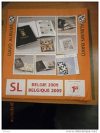 SUPPLEMENT DAVO BELGIQUE 2009 SL 1a . - Album & Raccoglitori