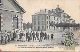 12/25    94   Vincennes   23° Dragons  Quartier Carnot   (animations) - Vincennes