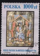 Poland 1991, Minr 3308 Vfu - Oblitérés
