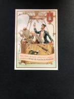 Lot De 6 Chromos Ricqles (serie?) Ca 1898 - Cromo