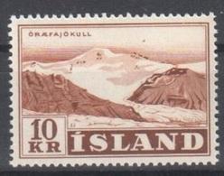 1957 Iceland Mnh ** 4 Euros - 1944-... Republic