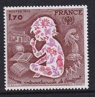 France 1979, Minr 2133 MNH. Cv 4,20 Euro - Neufs