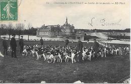 12/25     60   Chantilly      Chateau  Sortie De La Meute - Chantilly