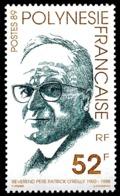 POLYNESIE 1989 - Yv. 337 **   Faciale= 0,44 EUR - Révérend Père O'Reilly  ..Réf.POL25041 - Polinesia Francese