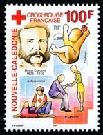 NOUV.-CALEDONIE 2000 - Yv. 830 **   Faciale= 0,84 EUR - Croix-Rouge. Henri Dunant  ..Réf.NCE25497 - Nieuw-Caledonië