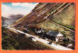 X31496 LUCHON Col De PEYRESOURDE Entre Arreau Et Bagnères-de-Luchon Somet 1950s NARBO Colorisée - Luchon