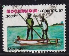 Mocambique 1997, Minr 1373 Vfu - Mozambico
