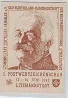 DR.- PP Ganzsache- Litzmannstadt...   (ko3471  ) Siehe Scan - Ganzsachen